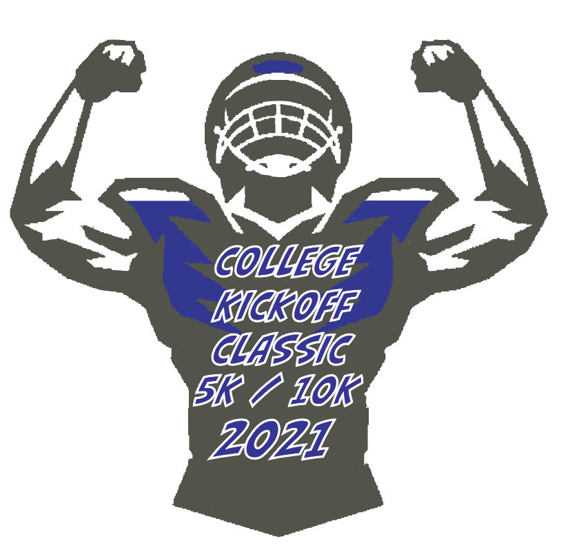 College Kickoff Classic 5K Logo